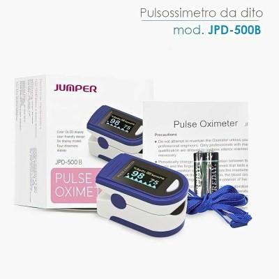 Saturimetro Jumper CE 0482